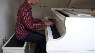 Radioactive by Imagine Dragons piano cover WITH SHEET MUSIC!!!