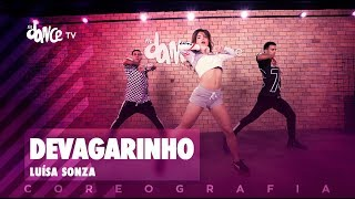Devagarinho - Luísa Sonza | FitDance TV (Coreografia) Dance Video