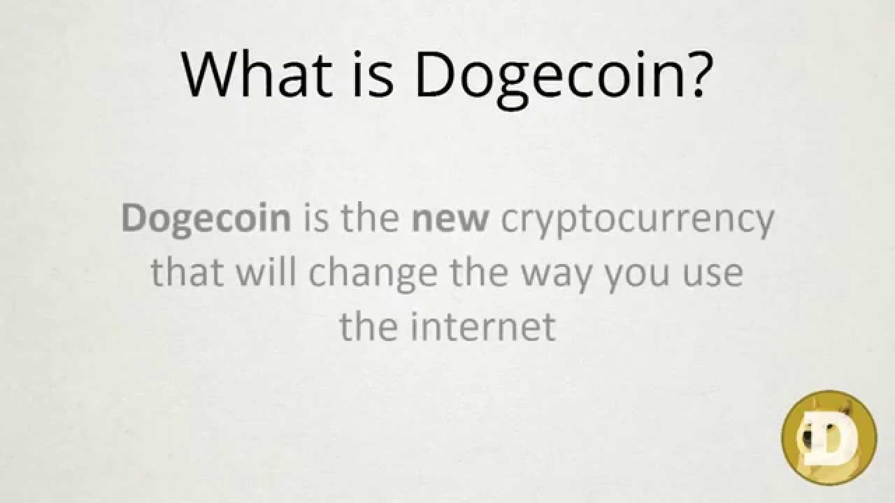 Introduction to Dogecoin 2017, how to buy dogecoin and
