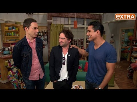 Jim Parsons Can't Handle Mario Lopez & Johnny Galecki's Bromance