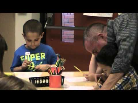 Kindergarten David Matteson Small Group Part 4