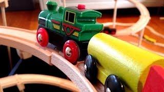 Brio Trains Roller Coaster Railway - Train Set With Lots Of Fun!