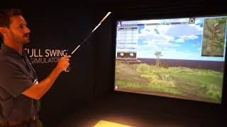 Full Swing Golf at the PGA Fashion and Demo Experience 2018