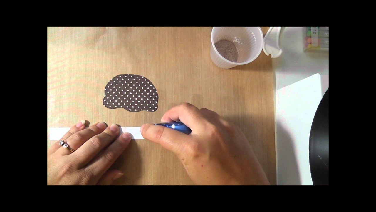 Scratch sniff embossing youtube colourmoves