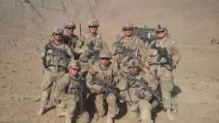Operation Enduring Freedom: Frankie Scob Style