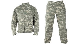 Армейская форма Army Combat Uniform ACU Ripstop