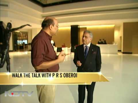 Walk The Talk with P R S Oberoi