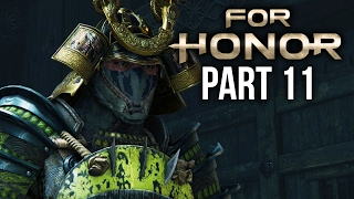 FOR HONOR Walkthrough Part 11 - EMPEROR - CHAPTER 3.4 (Single Player Campaign)