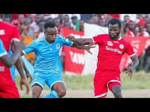 MWADUI FC 0-1 SIMBA SC (LIGI KUU TANZANIA BARA)-Michezoni leo