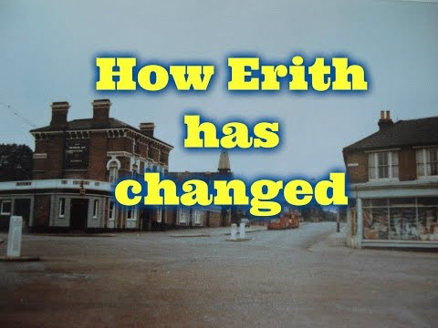 Erith: How a Town in London has Changed- Past and Present-Erith-London-England-UK
