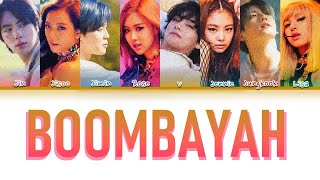 How Would BTS & BLACKPINK Sing BOOMBAYAH' BY BLACKPINK (FANAMDE)