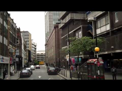 Middlesex Street to Aldgate