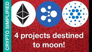 4 Battered, Undervalued Cryptocurrency Projects - Cardano ADA, Ethereum ETH, Aelf ELF