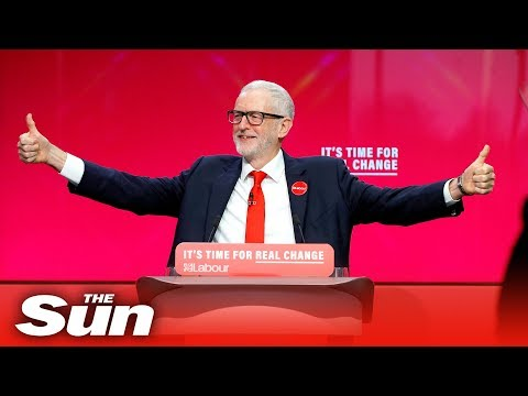 Labour manifesto vows BILLIONS in increased spending