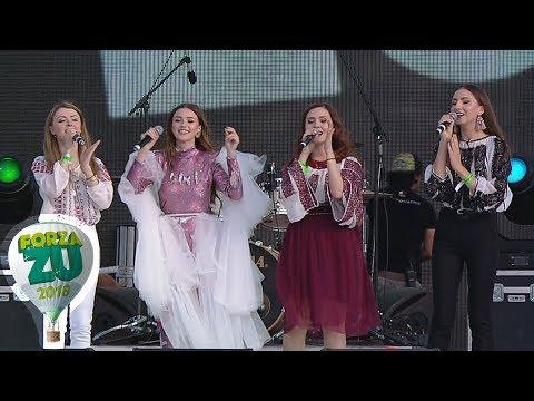 Fetele din Botosani - Hai la Forza ZU (Live la FORZA ZU 2018)