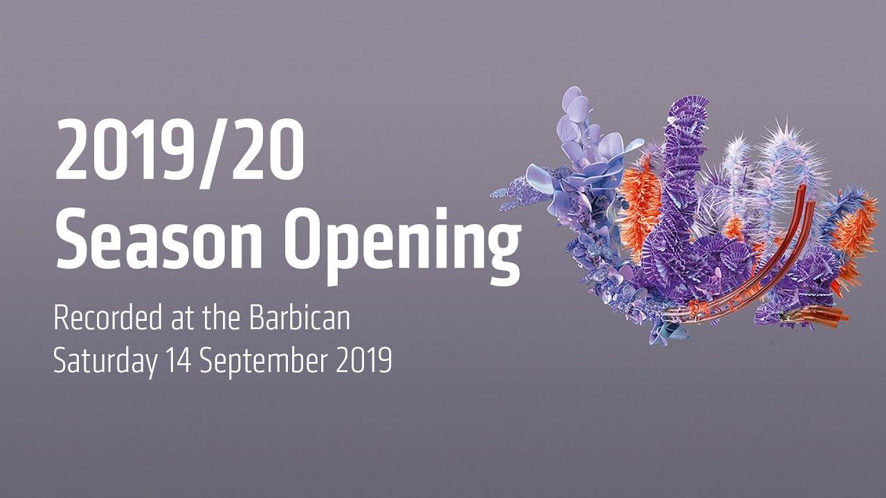 New Music Britain | 2019/20 Season Opening