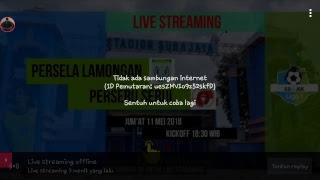Live Streaming Persela Lamongan vs Perseru Serui Gojek Liga 1