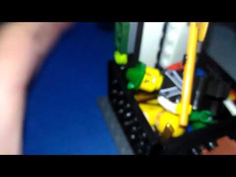 Opening a lego clash royale chest (no talking) (read description)