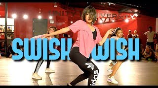 SWISH SWISH by Katy Perry - Choreography by Nika Kljun & Cam...