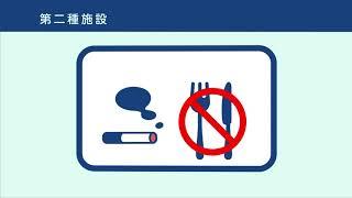受動喫煙防止対策解説動画  第二種施設について