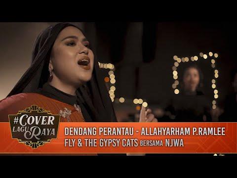#CoverLaguRaya Dendang Perantau - Fly & The Gypsy Cats Feat. NJWA