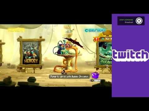 Настройка трансляции Twitch на Xbox One