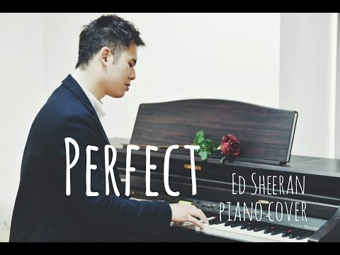 PERFECT - Ed Sheeran | Beautiful Wedding Piano Instrumental Cover [SHEETS]