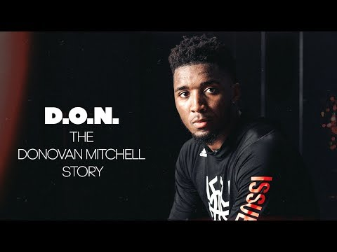 adidas Basketball   Determination Over Negativity   The Donovan Mitchell Story