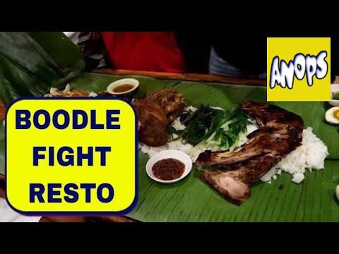 Boodle Fight Sa Sta Cruz Laguna Philippines