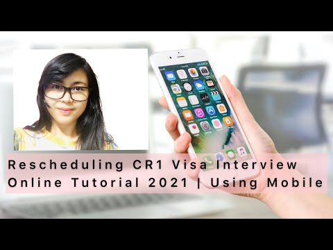 How to Reschedule Interview in US Embassy Manila | Book your slot at this pandemic by: Pen87 Vlog