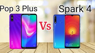 Tecno Pop 3 Plus Vs Tecno Spark 4: Which Should You Buy??