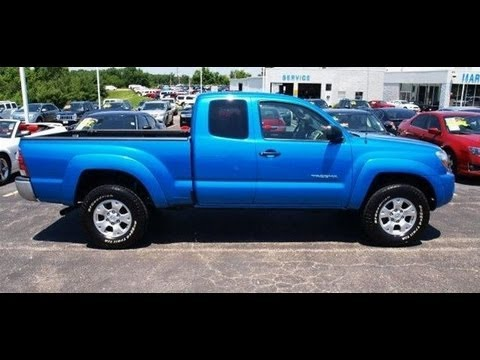 2009 toyota tacoma ext cab 4x4 pickup truck marshall ford in o 39 fallon missouri youtube. Black Bedroom Furniture Sets. Home Design Ideas