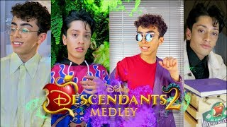 DESCENDANTS 2 MEDLEY (ft. SparkDise)
