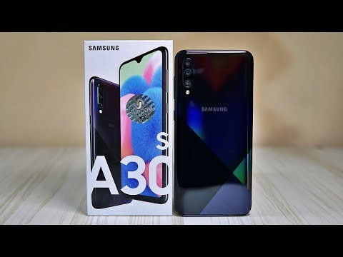 Samsung Galaxy A30s Unboxing & Impressions : Disappointed 😡🔥