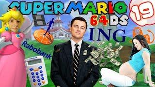 Rabobank V.S. ING Bankieren - Super Mario 64 DS #19