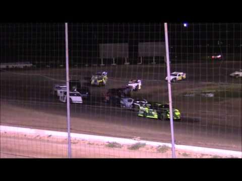 IMCA Sport Mods @ Lubbock Speedway 6-26-15