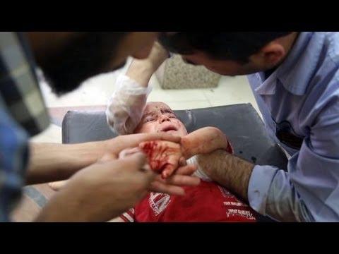 Aleppo: Kampf gegen