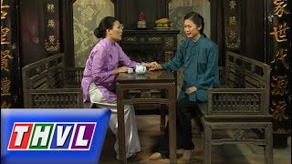 THVL | Chuyện xưa tích cũ– Tập 49[1]: Vì mang ơn cứu tử, Thu Hương nghe lời mẹ tha lỗi cho Phan Lăng