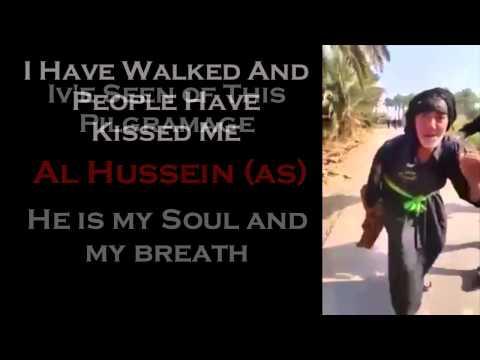 MIRACLE ZIYARAT IMAM HUSSAIN - WALK TO KARBALA - ARBAEEN