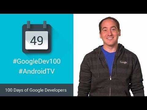 Gaming with Android TV (100 days of Google Dev)