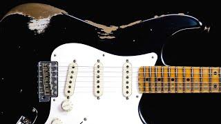 Seductive Blues Ballad Guitar Backing Track Jam in G Minor