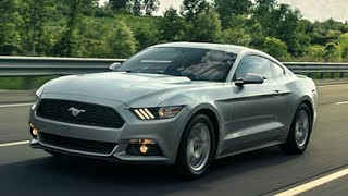 2015 mustang ecoboost one take