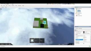Wie man den Himmel auf ROBLOX ändert