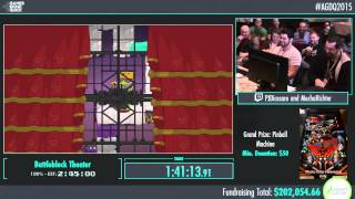 Battleblock Theater by PJ and Mecha Richter in 2:45:00 - AGDQ2015 - Part 35