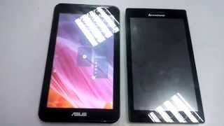 Обзор Lenovo TAB 2 VS ASUS MeMO Pad 7