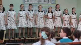 Вокальный ансамбль Экспормт. Май 2015