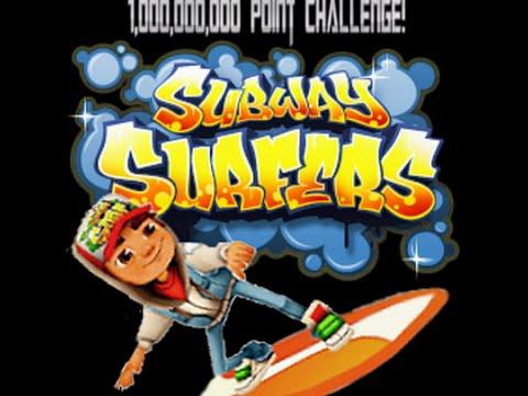 modded subway surfer