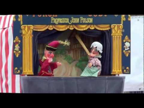 Punch & Judy by Prof. John Pulson 2012