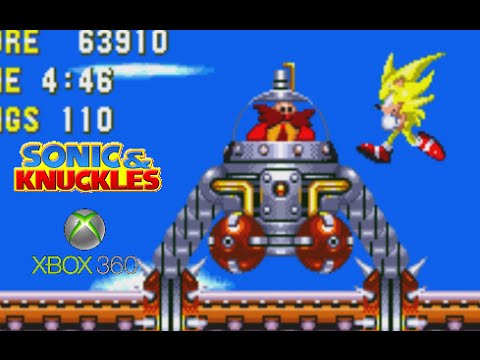 sonic-&-knuckles-playthrough-(xbox-360)