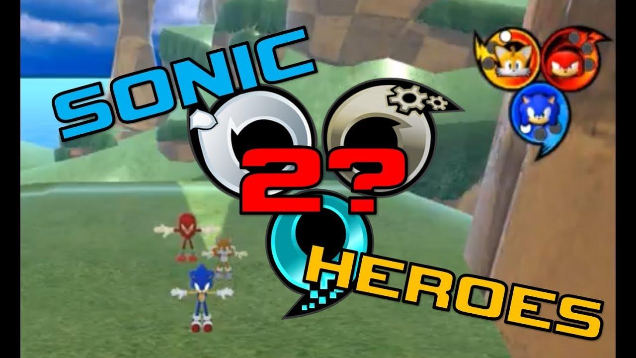 descargar sonic heroes 2 demo